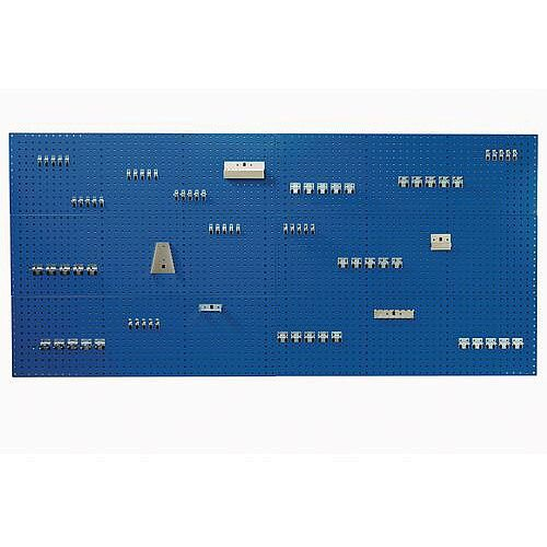 Panel And Hook Kit With 80 Hooks &2 Panels 1496x457mm