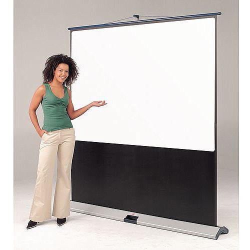 Compact Floor Portable Screen 1200X900mm
