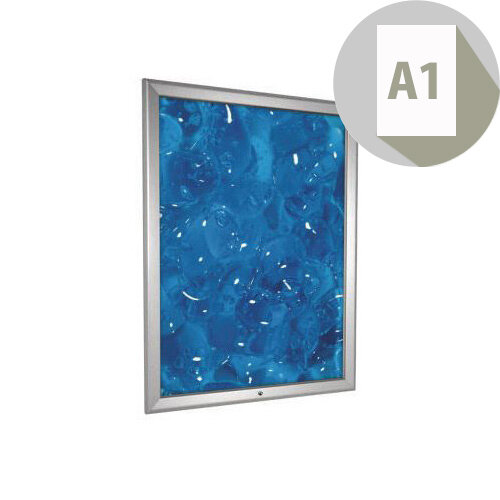 Tamperproof Secure Aluminium Snapframe A1