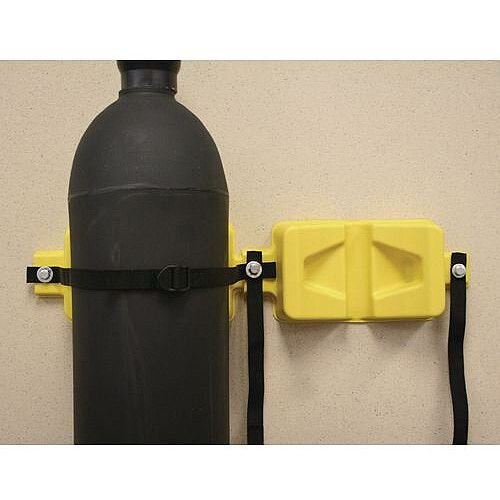 Universal Cylinder Wall Bracket L x W x H – 300 x 160 x 80mm