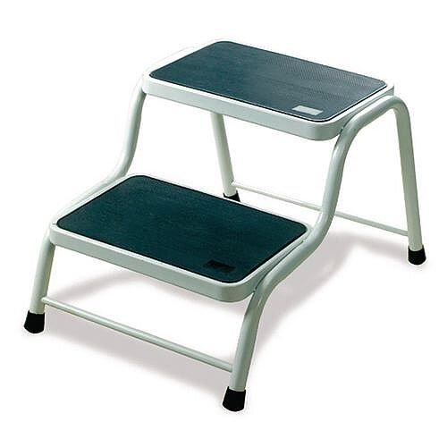 Deluxe Step Up Steel Static Handy Steps 380X440X655Mm