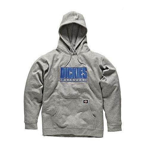 b25bb1d3cea250 Dickies Hooded Sweatshirt With Logo Size M Grey - HuntOffice.ie