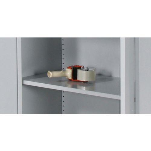 Shelf 895 X350 mm Grey