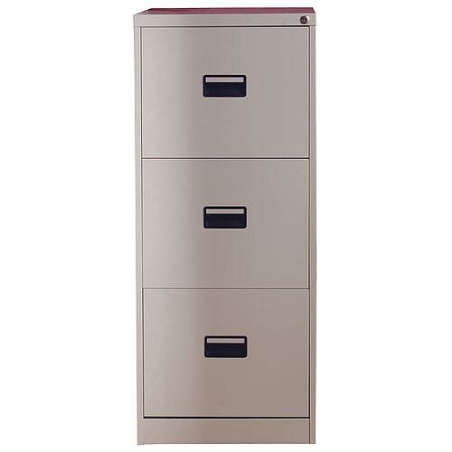 A3 Jumbo Filing Cabinet Light Grey