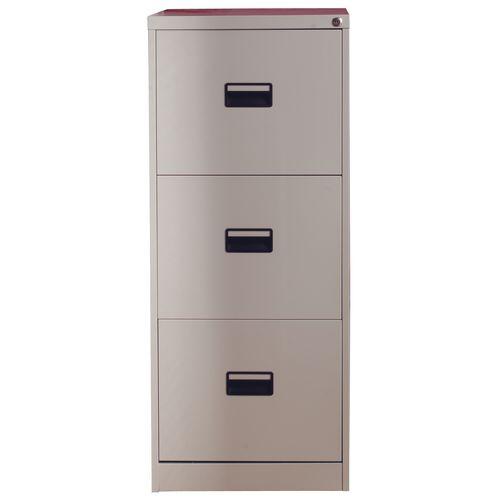 A3 Jumbo Filing Cabinet Light Grey