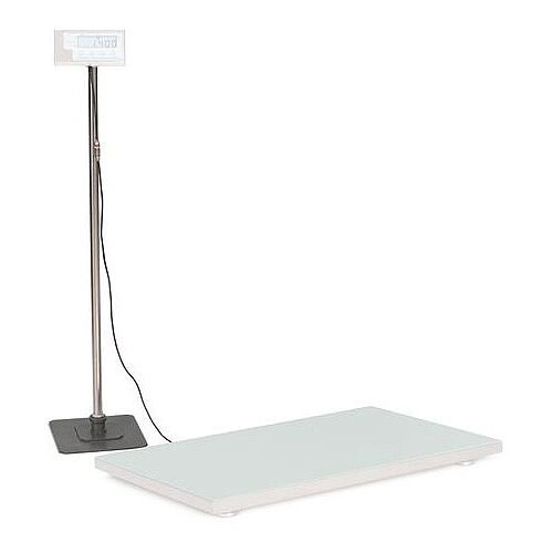 Light Capacity Platform Scale Optional Column