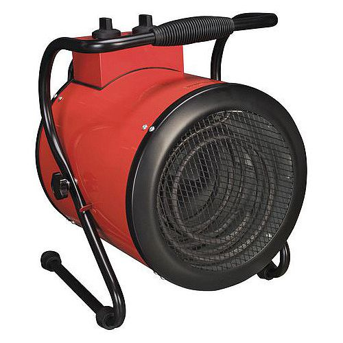 Industrial Fan Heater 3.3Kw
