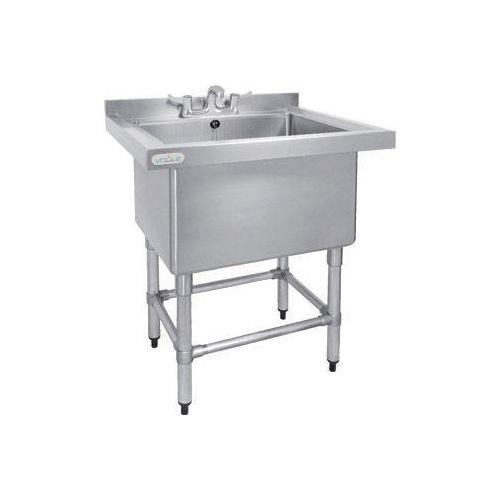 Deep Pot Sink Single Bowl 1x100L