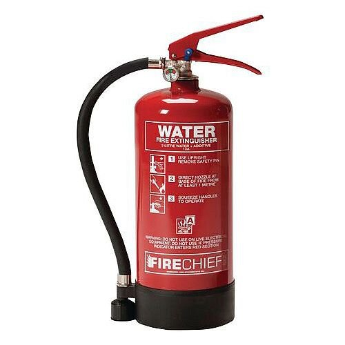 High Performance Water Fire Extinguisher 3L