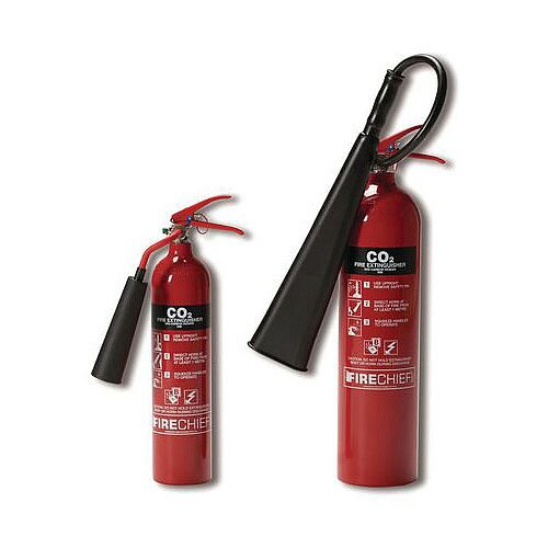 Refillable CO2 Fire Extinguisher 5L