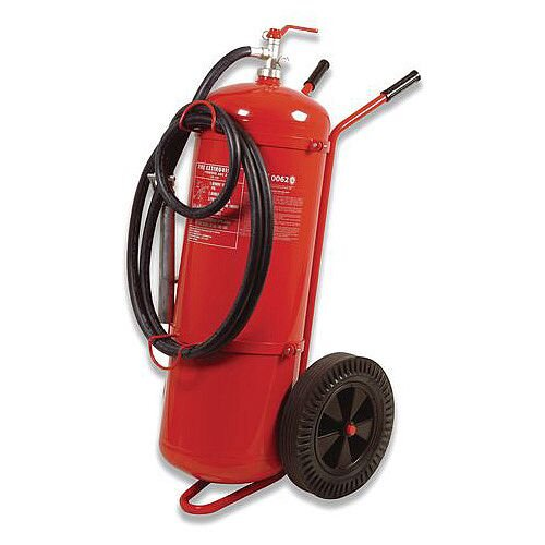 Wheeled Powder Extinguisher 100L