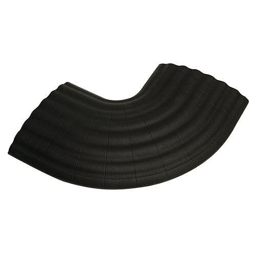 Office Cable Protector Curved Corner Channel