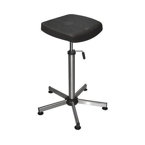 Semi Stand-Up Seat Height Adjustment 600 To 750mm.