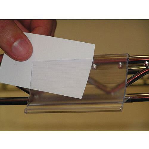 Wire Shelving Clip Holder Pack of 12