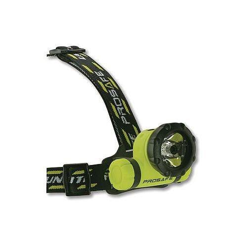High Visibility Headlight 130 Lumen Lg Led Takes 1x Batteries AA