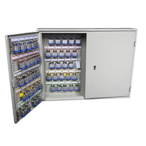 Key Cabinet Euro Locking 100 Key Capacity