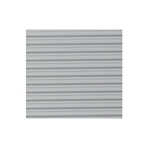 Fleximat Flexible Pvc Flexi Line Industrial Matting Sold Per Linear Metre W1000Mm Light Grey