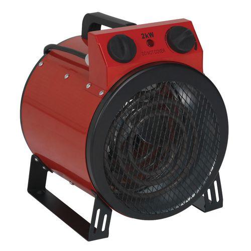 Industrial Fan Heater 2Kw
