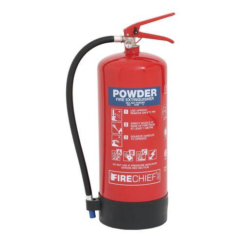 Abc Powder Fire Extinguisher 9L