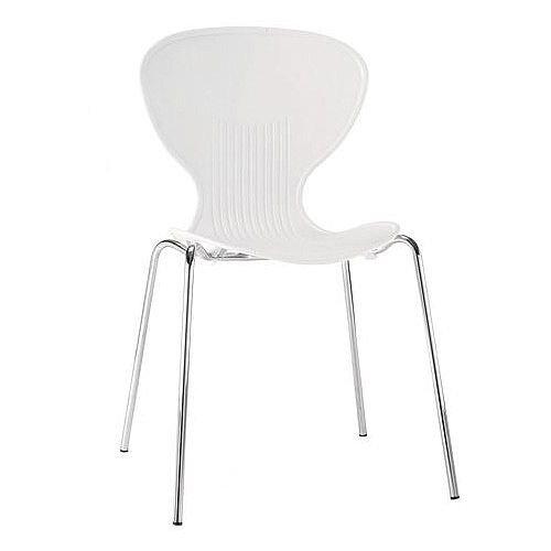 Bubble chair White