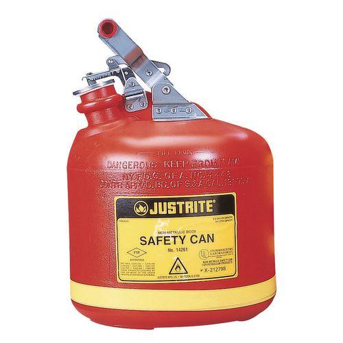 Polyethylene Safety Can 3.78L Capacity
