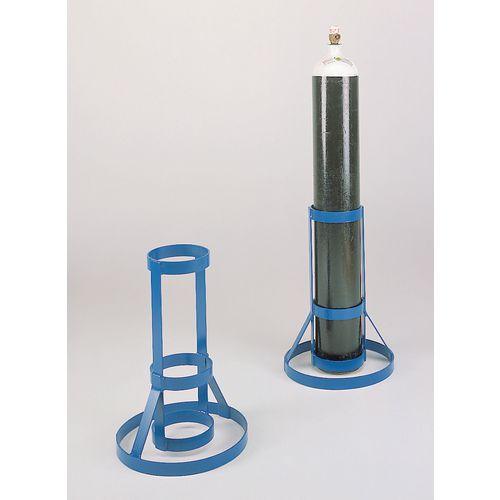 Open Frame Cylinder Stand Cylinder Diameter 140mm