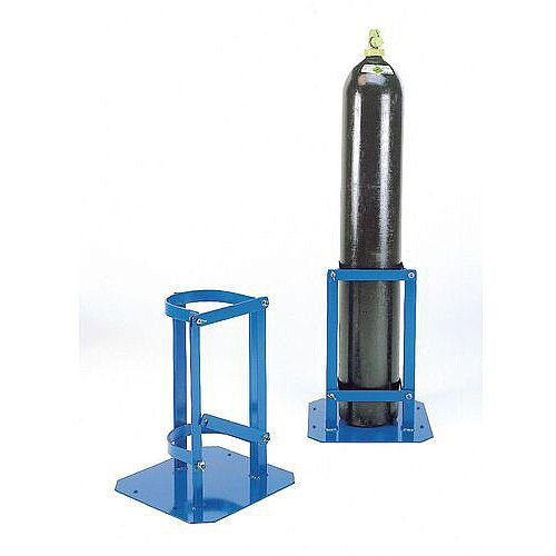 Hinged Latch Cylinder Stand Cylinder Diameter 230mm
