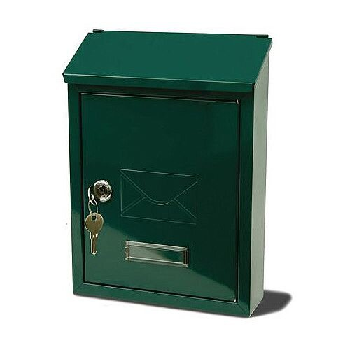 Basic Post Box Green