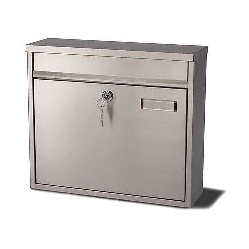 Ouse Modular Post Box Stainless Steel