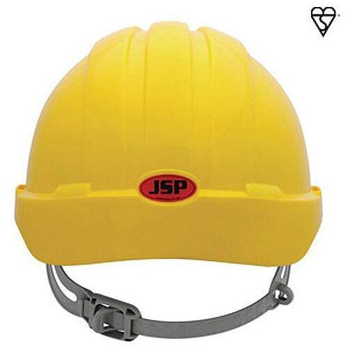 JSP Evo3 Safety Helmets Hard Hat Yellow