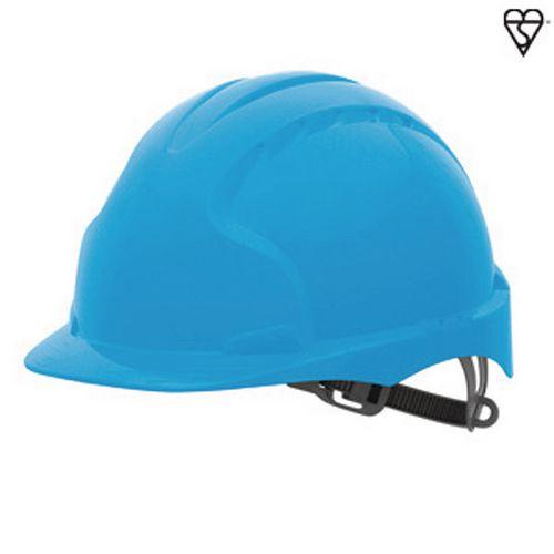 JSP Evo3 Safety Helmets Hard Hat Blue