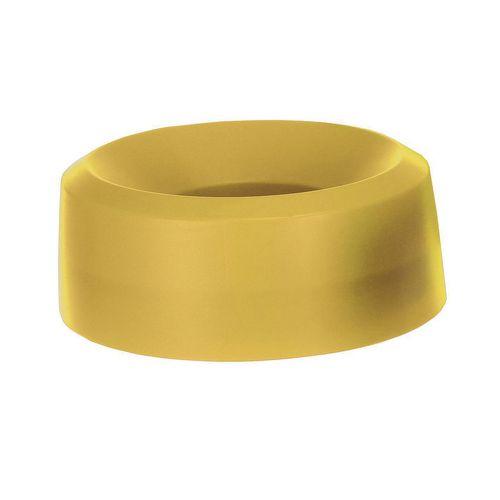Vileda Lid For Iris Range 50L Bins Yellow