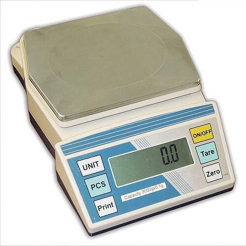 Rs-232 Hi- Precision Weighing Balance Capacity 600G