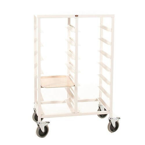Tray Trolley Red Capacity 150kg