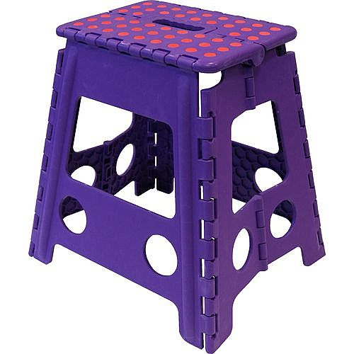 Fold Flat Step Stool  360mm High