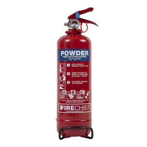 Abc Powder Fire Extinguisher 1L