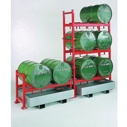 Stackable Drum Rack