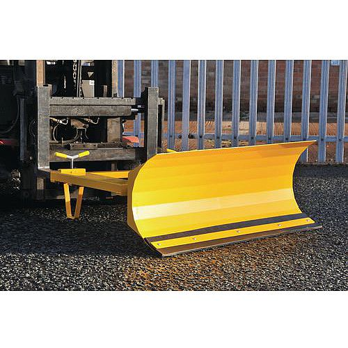 Heavy Duty Snow Plough 1200mm Width