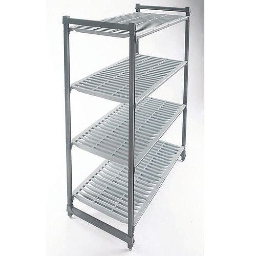 Cambro Economical Composite Cold Store Shelving Kit HxWxDmm 1830x910x610