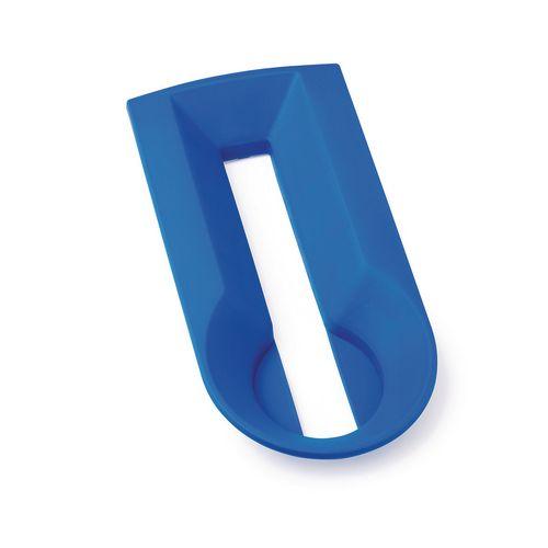 Ubin Insert Blue Handle Recycling Waste Bin System
