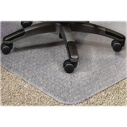 Economy Chair Mat For Carpets L x W - 1200 x 900mm.