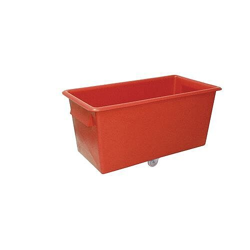 300 Litre Coloured Truck Red
