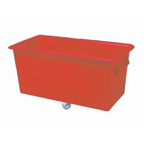 400 Litre Coloured Truck Red