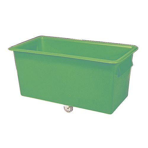 400 Litre Coloured Truck Green