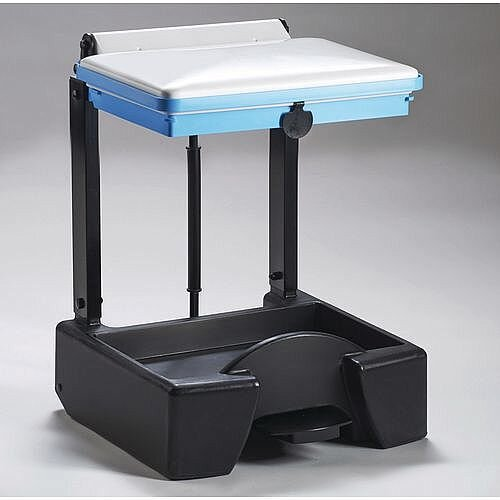 Plastic Free Standing Sackholder 30L