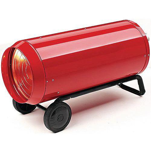Propane Gas Fired Heater 344000 BTU Output Per Hr