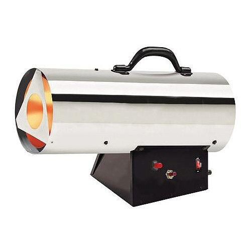 Stainless Steel Propane Gas Fired Heater 35000 BTU Output Per Hr
