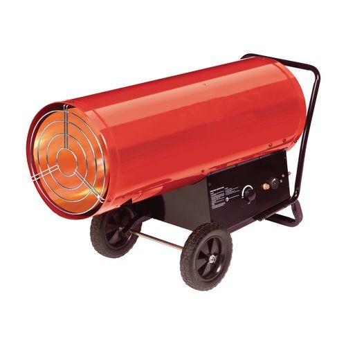 Propane Gas Fired Heater 400000 BTU Output Per Hr