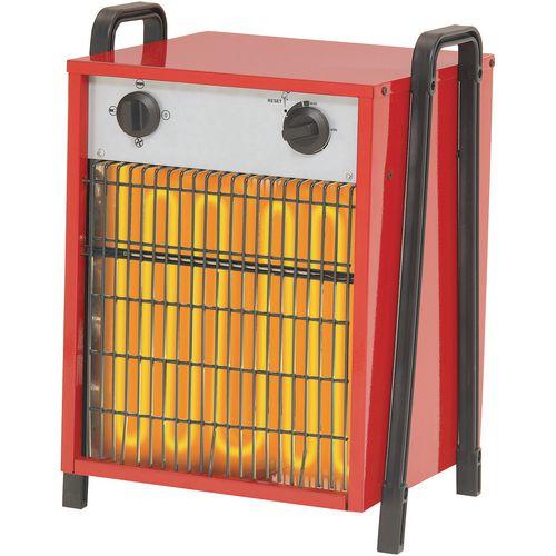 Industrial Electric Fan Heater 9000W