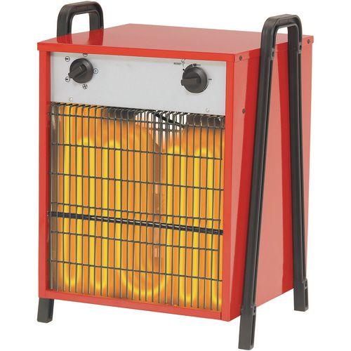 Industrial Electric Fan Heater 15000W